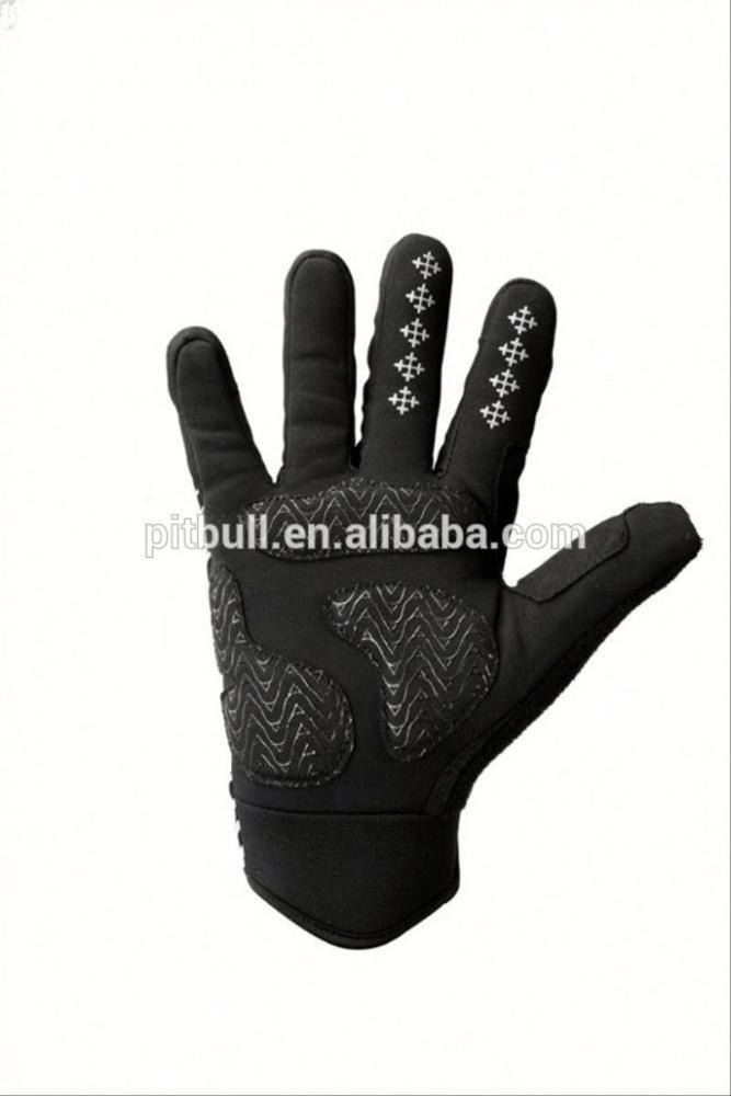 Hot Selling New Design bike racing gloves motorcycle riding protective armor short leather gloves