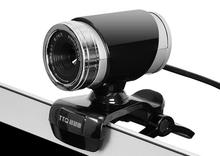 2016 HD camera night vision video camera Desktop PC Laptop Webcam 1200 Megapixels Digital Video with high quality Microphone