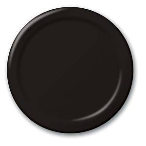 Bulk Value 10 Inches Plastic Plates Black Package of 50  sc 1 st  Alibaba & Cheap Black Square Plastic Plates Bulk find Black Square Plastic ...