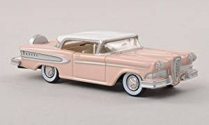 Get Quotations Edsel Citation Light Pink White 1958 Model Car Ready Made