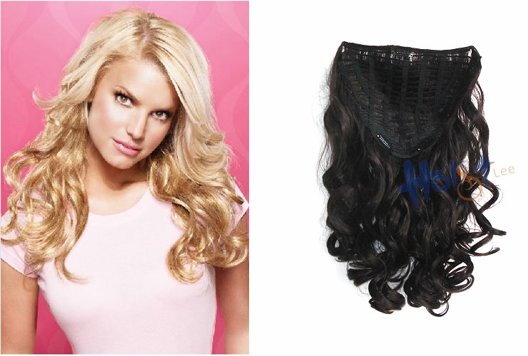 Fabulous Hsn Jessica Simpson Hair Extensions Triple Weft Hair Extensions Hairstyle Inspiration Daily Dogsangcom