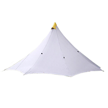 New Design Multi-purpose 6 Person Extra Space Winter Pyramid Tent Base Camp