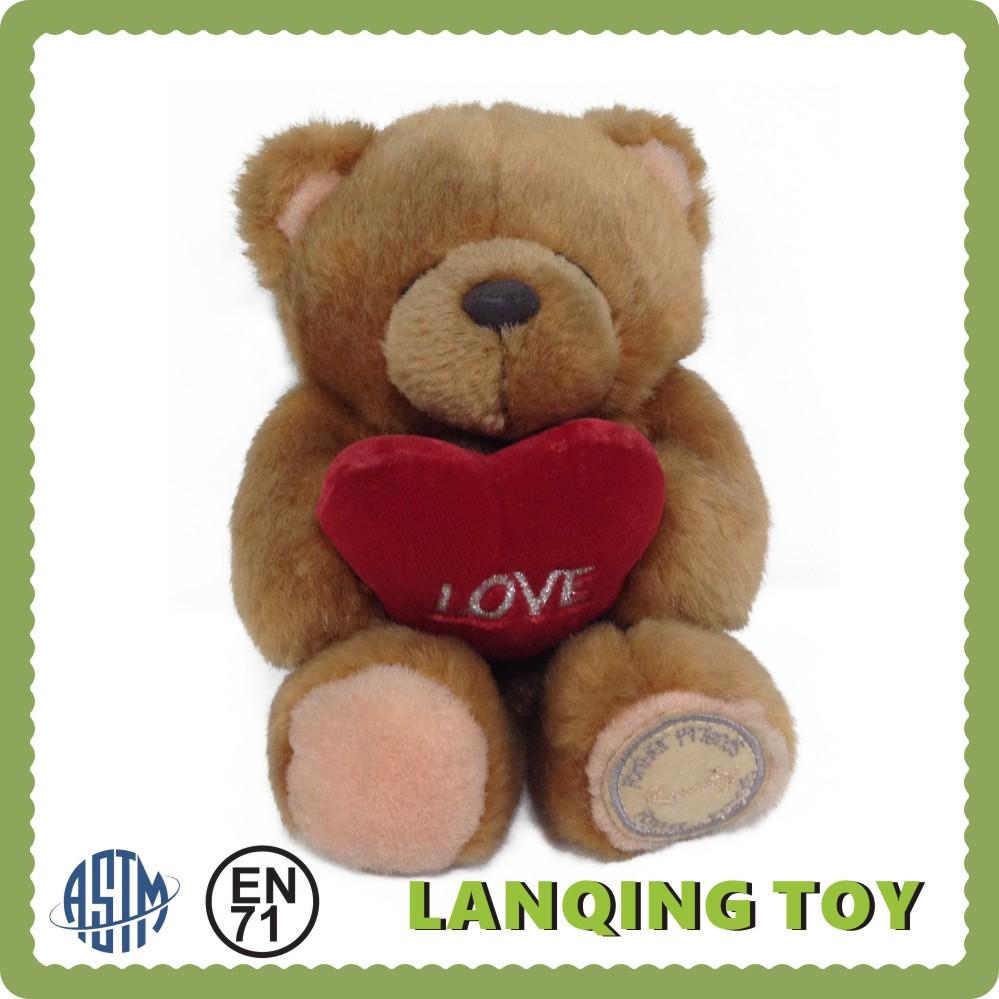 Wholesale Teddy Bears Stuffed Plush Toy Valentine Day Gift