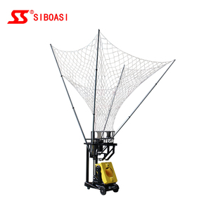 SIBOASI best selling basketball training machine basketball shooting machine S6829