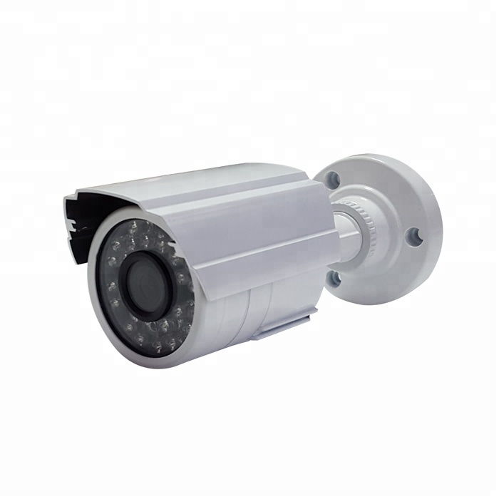 Cheap AHD 720P 24IR Waterproof Small Bullet Security Camera Metal
