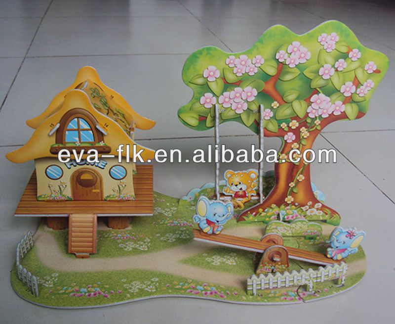HOT Selling!!! toy puzzle jigsaw review