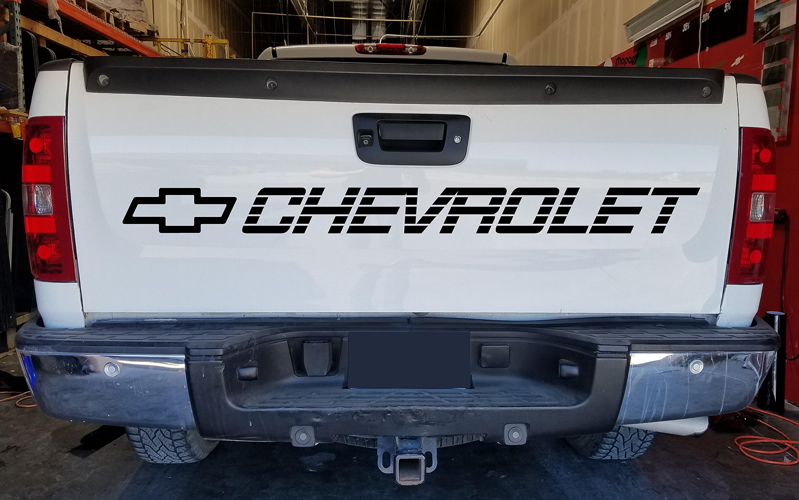 Cheap Chevrolet Tailgate Decal Find Chevrolet Tailgate Decal Deals On Line At Alibaba Com