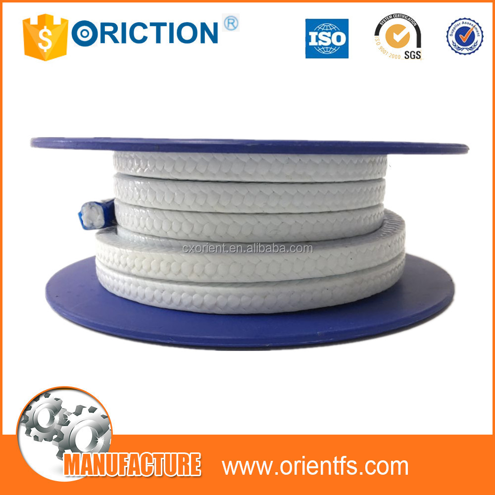 Graphited PTFE Gland Packing Sealing Packing Seal For Pump