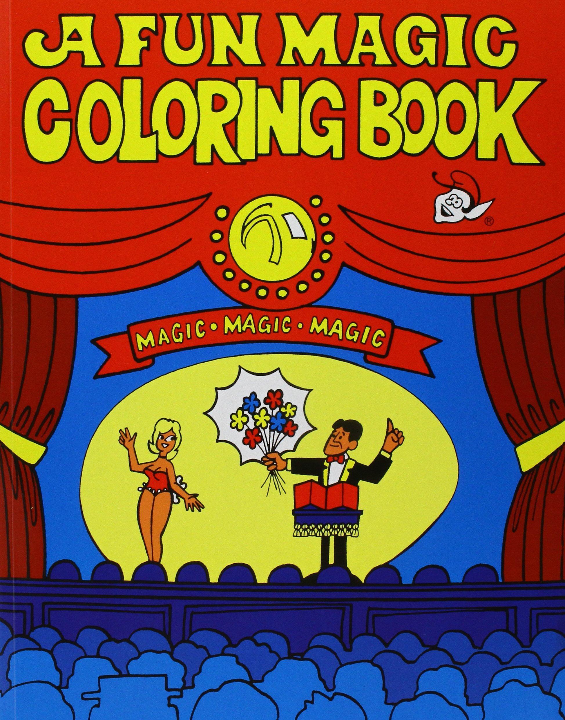 Cheap Fun Magic Coloring Book Find Deals On