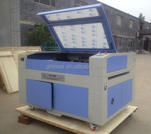 1200*900 Acrylic/wood/Rubber/Lether/Paper CO2 laser cutting machine
