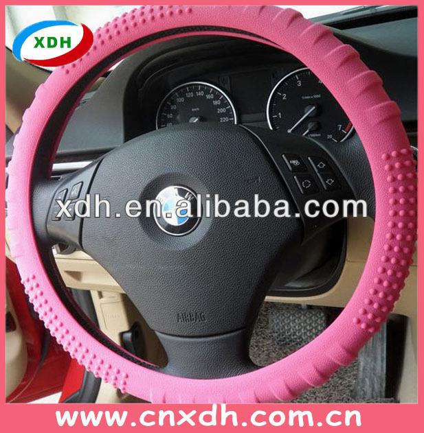 Decoraci n interior del coche y accesorios cubierta del volante del coche fundas para volantes - Decoracion interior coche ...