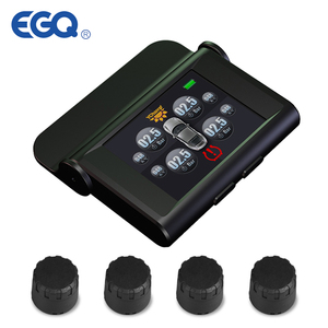 China wholesale Full color tire gauges TPMS