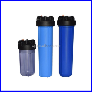 "Plastic 10""/20"" Big Bule / Jumbo Filter Housing"