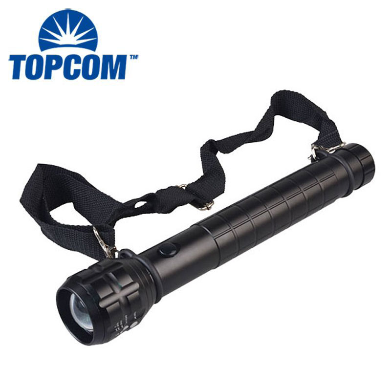 Commercio all'ingrosso Attrezzature da Caccia Bussola Heavy Duty LED Torch Batteria di Lunga Durata Luci LED