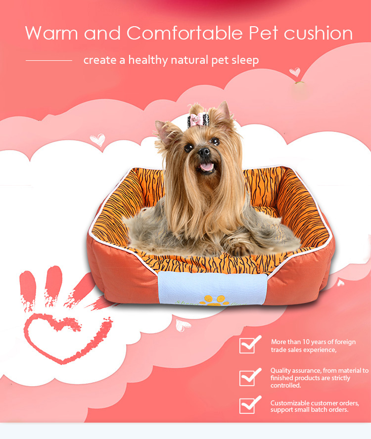 High quality pet goods beds home cat bed