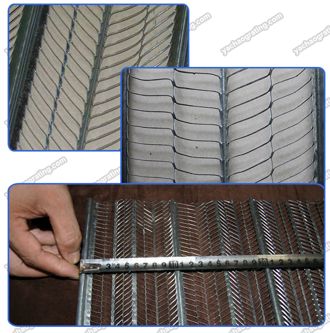 Building Materials Paper Backed Metal Lath Expanded Metal