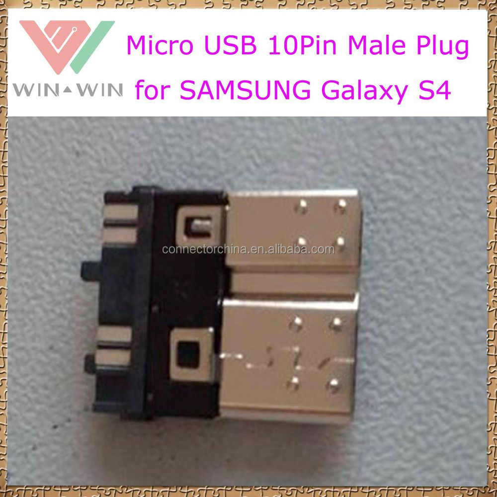 Most popular selling male 3.0 Type Micro 10 Pin USB Connector