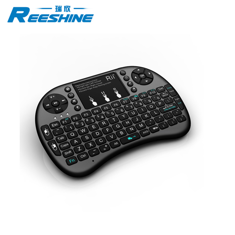 Low price i8 mini keyboard 2.4G Mini wireless keyboard i8 remote for android tv box