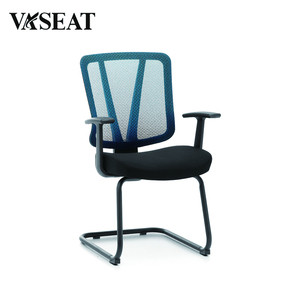 Cheap Office Commercial Mesh and Fabric Meeting Visitor Chair