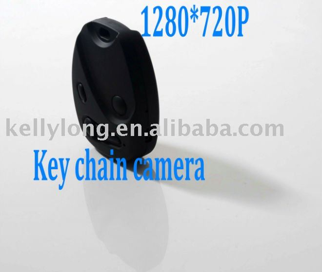 Real 720P hidden keychain camera JUE-086