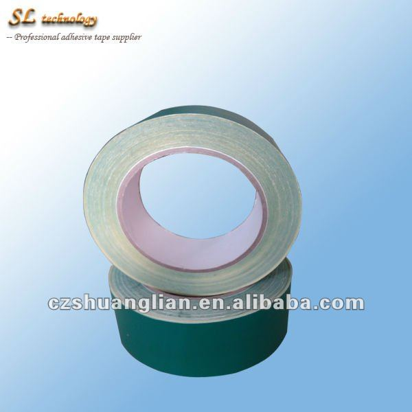 Green PVC protection tape