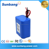 26650 3s1p 12V 3200mah Lithium iron phosphate battery for Audio amplifier