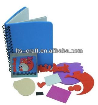 Craft 3d Eva Foam Notebook Buy Craft Notebook Paper Notebook Diy