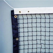 Professional Tennis court divider net Sports Net for entertainment separate
