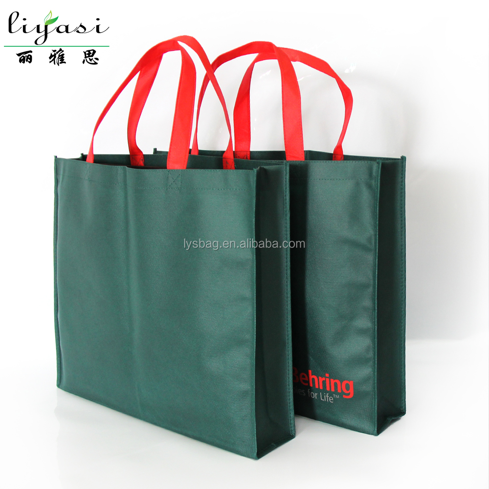 Custom Design Shoping Bag, Popular Non-woven Polypropylene Non-woven Bag