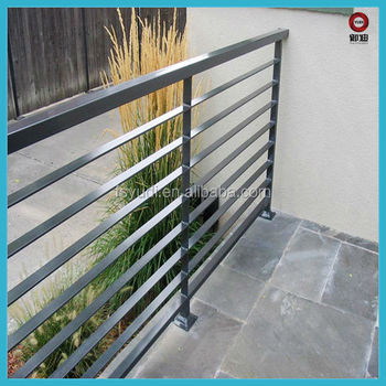 Stainless Steel Rod Stair Railing