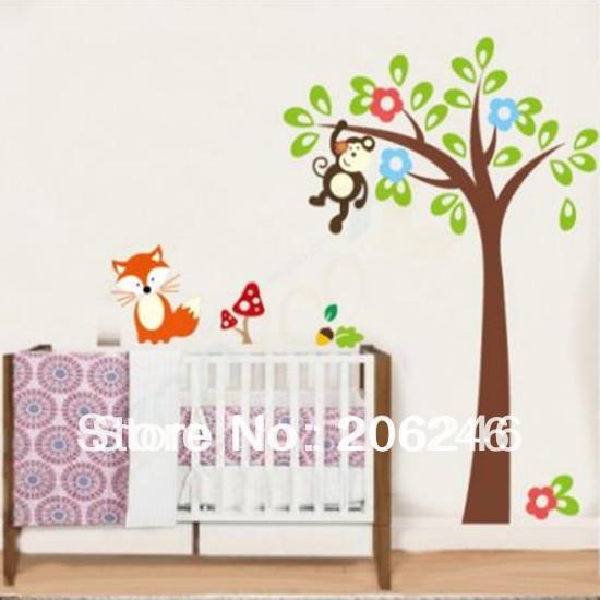 buy 2014 new design/zooyoo original:zy1201 monkey fox playing on