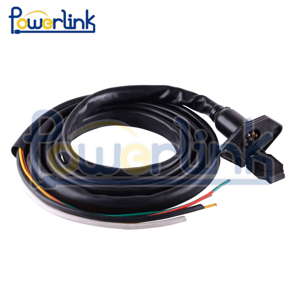 6 Wire Trailer Plug, 6 Wire Trailer Plug Suppliers and Manufacturers ...