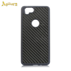 Newest Carbon Fiber Case For google Pixel 2, Mobile Phone Case Anti-Slip Design with High Grade TPU and PC