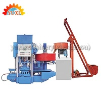 Hydraulic cement tile production line/Color cement tile press machine/cement roof tile forming machine