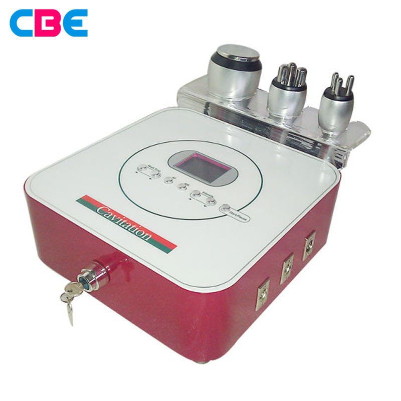 C-58 3 in 1 40khz Ultrasonic Cavitation With RF Multifunction Machine CE