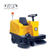 C200 Vacuum Parking Lot Sweeper Manufacturer Ground Sweeper