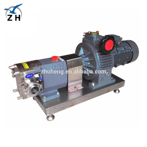 stainless steel roots blower gear pumps rotary lobe pumps