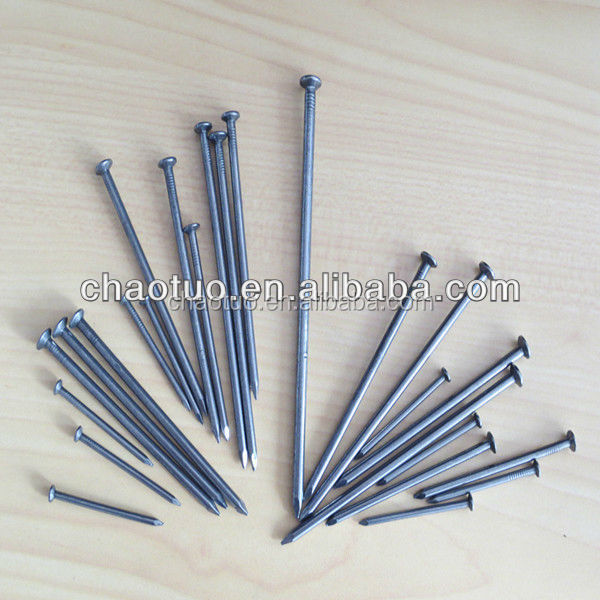 hot sell Wire nails/Steel nils/iron nails
