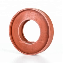 Red nbr rubber vee packing seal ring