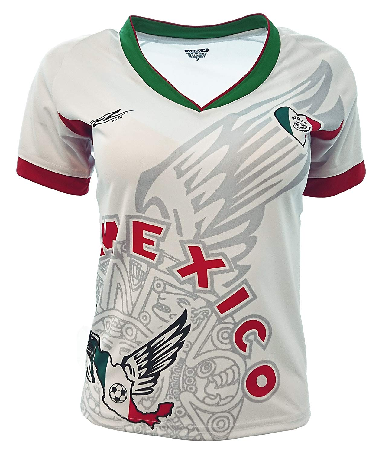7539ca38f Womens Mexico Soccer T Shirt – EDGE Engineering and Consulting Limited