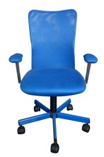 Hot Selling Office Executive High Back Steel Arm Mesh Pad Office Mesh Chair