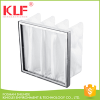 pleated membrane mbbr media filter cartridge vacuum filter bag