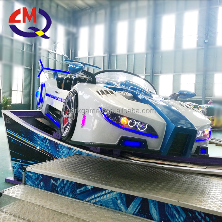 New style modern model amusement rides Cool kids free flying car game