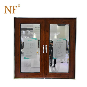 High quality PVC Casement pivot Door for Residential House