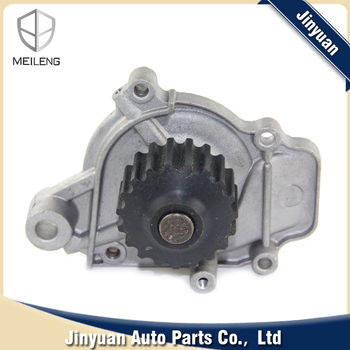 High Performance Auto Spare Parts Water Pump 19200 P01 003 For Honda Civic  1992