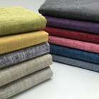 China Supplier hot selling 100% pure linen fabric 17*17/52*53 manufacturer