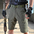New Arrival Mens Quick Dry Tactical Shorts Breathable Lightweight Fast Dry City Urban Military Shorts Black