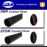CH1 High quality Large range size available straight coolant hose, NBR or EPDM coolant hose