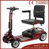 CE Lightweight Electric Mobility Travel Scooter for Elder, pgo scooter taiwan with CE