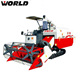 whole feeding 4LZ-4.0E 88HP small rice harvest machine